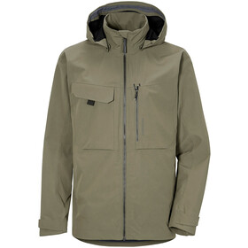 DIDRIKSONS Aston Jacket Men, fog green